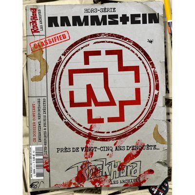 Chronique Hors Série Rammstein de Rock Hard (2021)