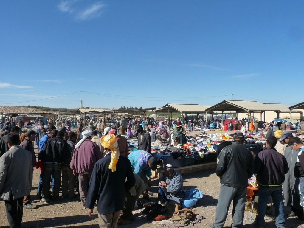 2013 - De Martil à Oujda