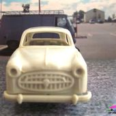 PEUGEOT 403 8 LUXE BERLINE CREATION CLE 1/48 - car-collector.net