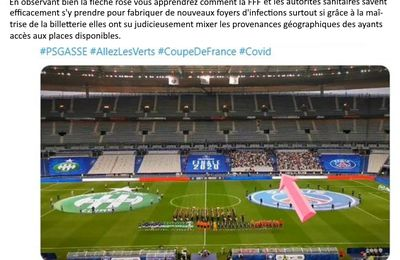 Football, Finale, Foyer d'infection