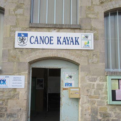 Projet de développement du Club de Canoë Kayak d'Ancerville