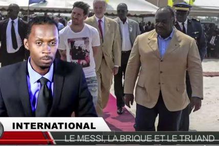#JournalRappé / Le Messi, la brique et le truand (#Bongo #Sénégal)