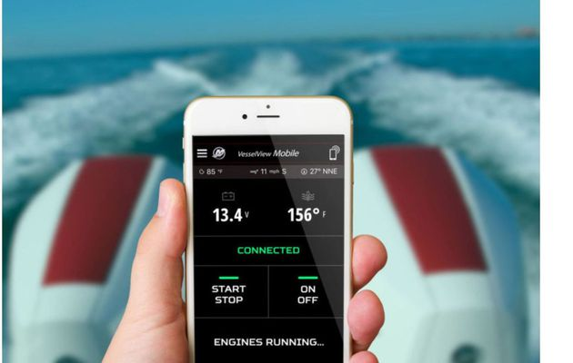 Mercury Marine Announces Partnership with Fell Marine, Leader in Wireless Technologies  for Marine Applications