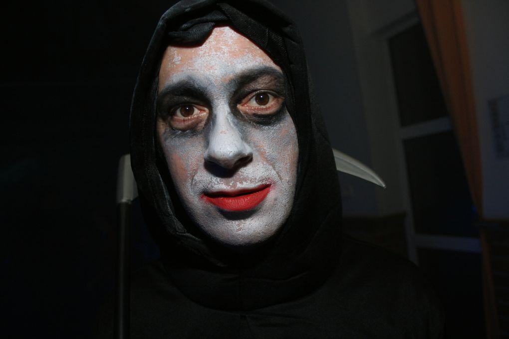 Album - Soirée Halloween 2013