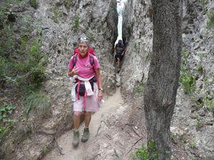 De Mourèze à la montagne de Liausson 17 Juin21