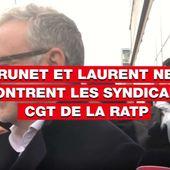 """La CGT RATP du 15e interpelle les journalistes de RMC (""""De grandes gueules?"""") pour rétablir la vérité - PCF Paris 15"""