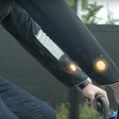 Sécurité : Ford a développé une veste de cycliste intelligente - Tech - Numerama