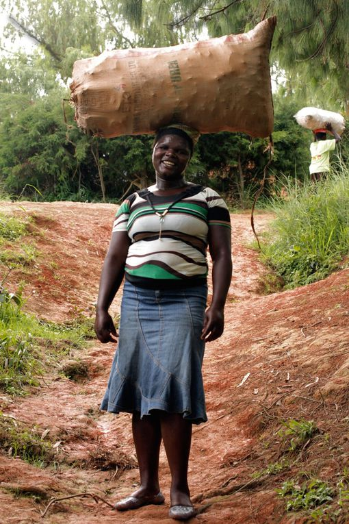 Misión: sobrevivir al parto, un refugio para madres.