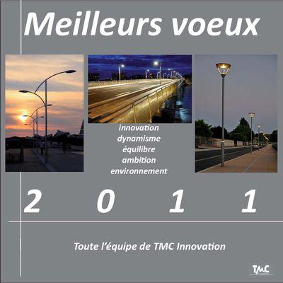 MEILEURS VOEUX 2011