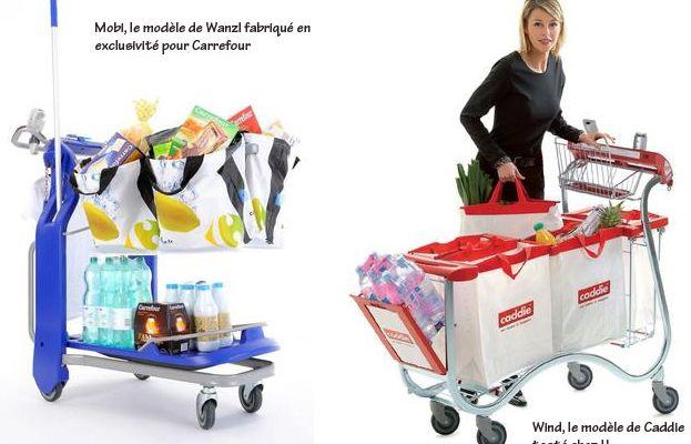 Innovation produit : le chariot de demain, c'est déjà maintenant !