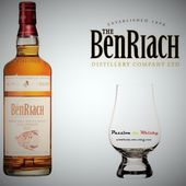 Benriach Cask Strength Batch 1 - Passion du Whisky