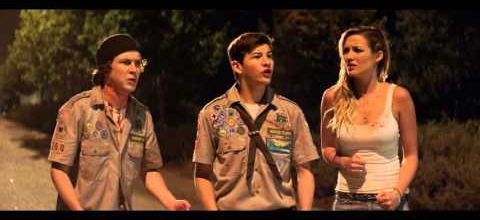 """Scout's Guide to the Zombie Apocalypse"" - Britney Spears Clip"