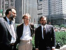 New-York stories (1989) de Martin Scorcese, Woody Allen et F.F. Coppola