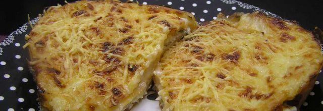 lasagnes ricotta aux noix de saint-Jacques et crevettes