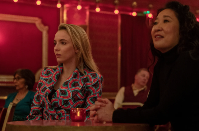 Critiques Séries : Killing Eve. Saison 3. Episode 8 (season finale)