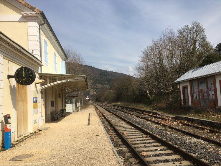 Val de Drôme : Crest-Saillans