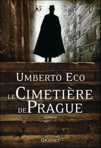 UMBERTO ECO – LE CIMETIERE DE PRAGUE