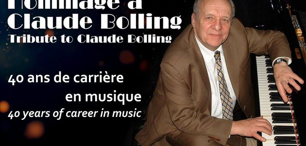#BO HOMMAGE À CLAUDE BOLLING