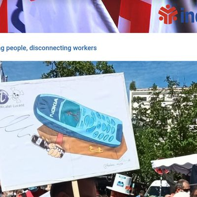 Nokia: connecting people, disconnecting workers