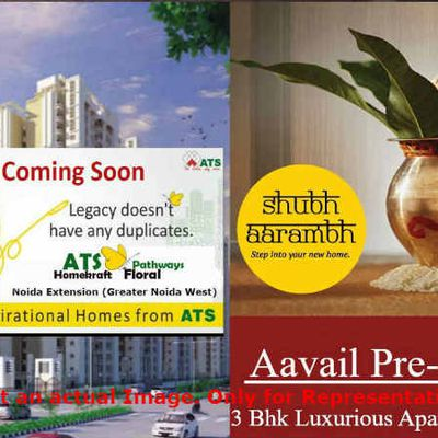 Ats Floral Pathways -Stay on a comfortable apartment in Ghaziabad