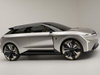 Morphoz : le nouveau concept électrique de Renault!