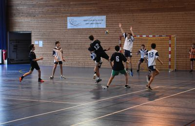 Championnat Handball District 3 2019/2020