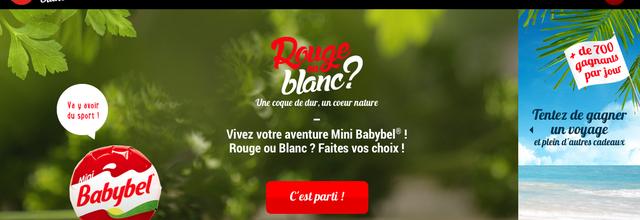 L'aventure Babybel (giveaway inside)