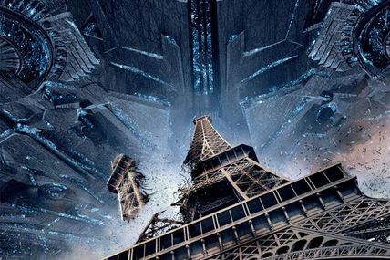 INDEPENDENCE DAY 2, L'AFFICHE FRANCAISE DEVOILEE !