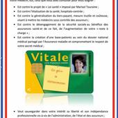 Marisol Touraine et sa vicieuse réforme de santé -