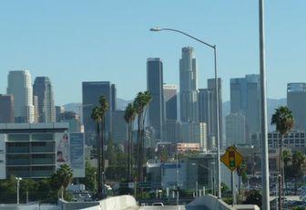 USA 2008 - part 5 – Du Downtown à Hollywood Blvd, Visite de L.A.