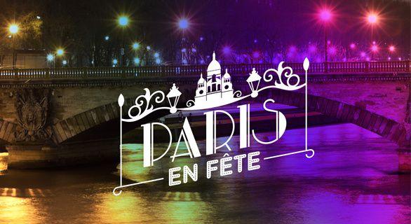 Le spectacle « Paris en fête » le lundi 22 décembre sur France 3