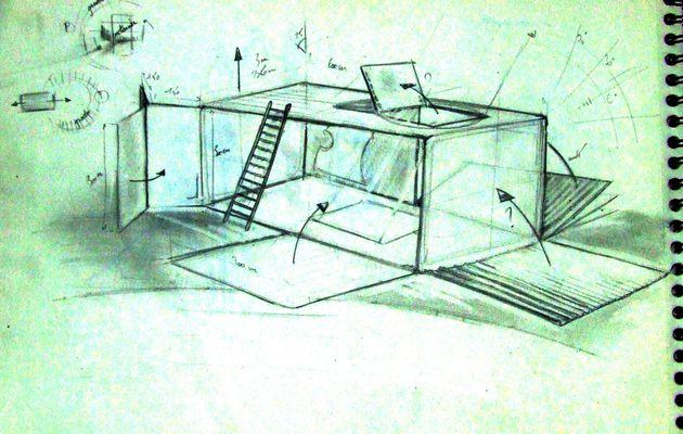 Container - Premières expériences