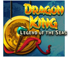 machine a sous Dragon King: Legend of the Seas logiciel Red Tiger Gaming