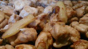 Poulet au gingembre de la province de Kouang-Si