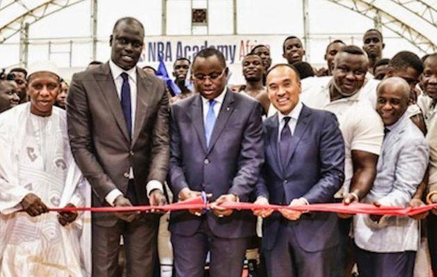 NBA Academy Africa: le Sénégal accueille l'élite du basket africain