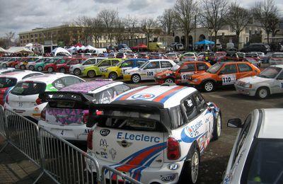 Rallye d'Epernay, des vins de champagne, 2015