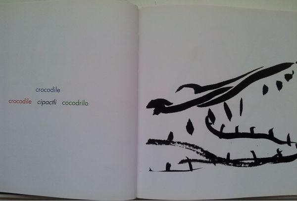 La pierre du soleil. Petit calendrier aztèque illustré. Ianna ANDREADIS. (Dès 2 ans)