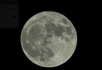 La photo du dimanche #33 - RDV avec la lune