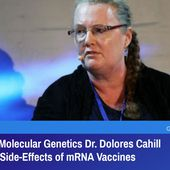 Professor Of Molecular Genetics Dr. Dolores Cahill Warns About Side-Effects Of mRNA Vaccines | GreatGameIndia