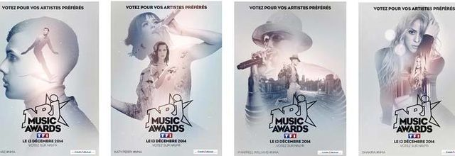 Le Groupe One Direction participera aux NRJ Music Awards 2014