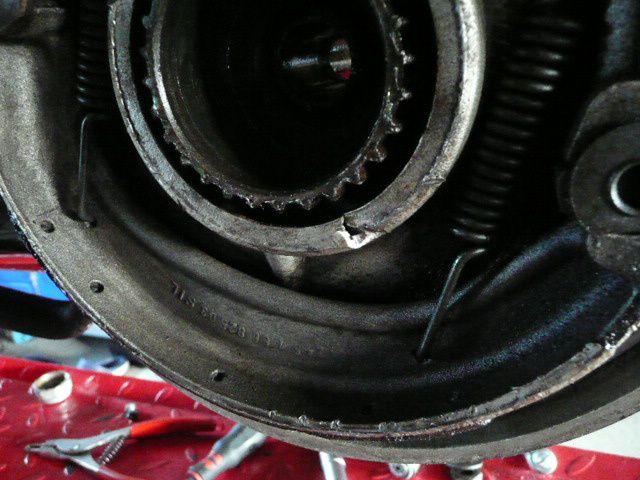 RéparationBmw R50/2
