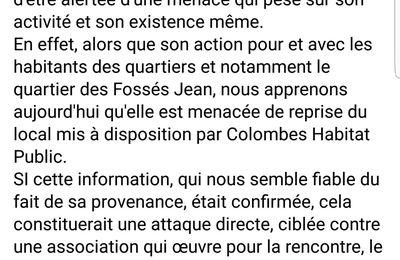 """La Mairie fait le ménage dans les associations avant les municipales avec """"Ambition réussite 92700"""" ?"""