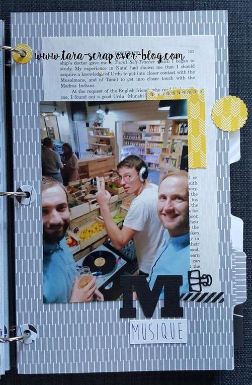 Mini album Thèse