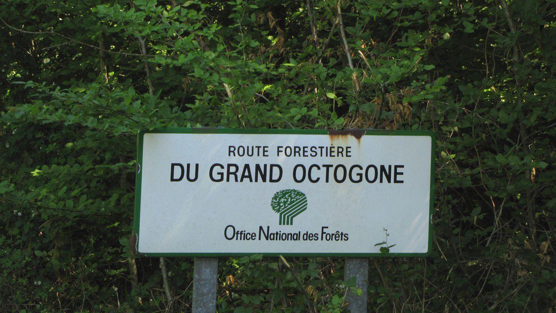la Route du Grand Octogone