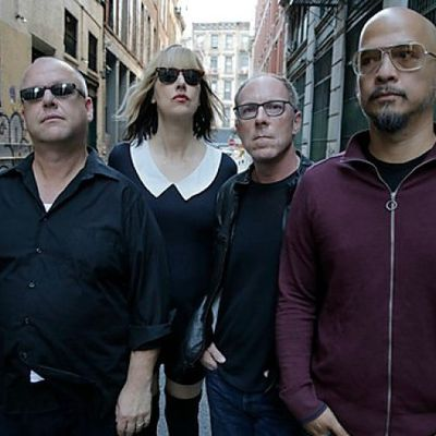 PIXIES : New song ''Um Chagga Lagga'' from their upcoming album