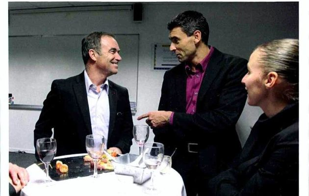 Qu'est-ce qui fait rire Bernard Hinault ?