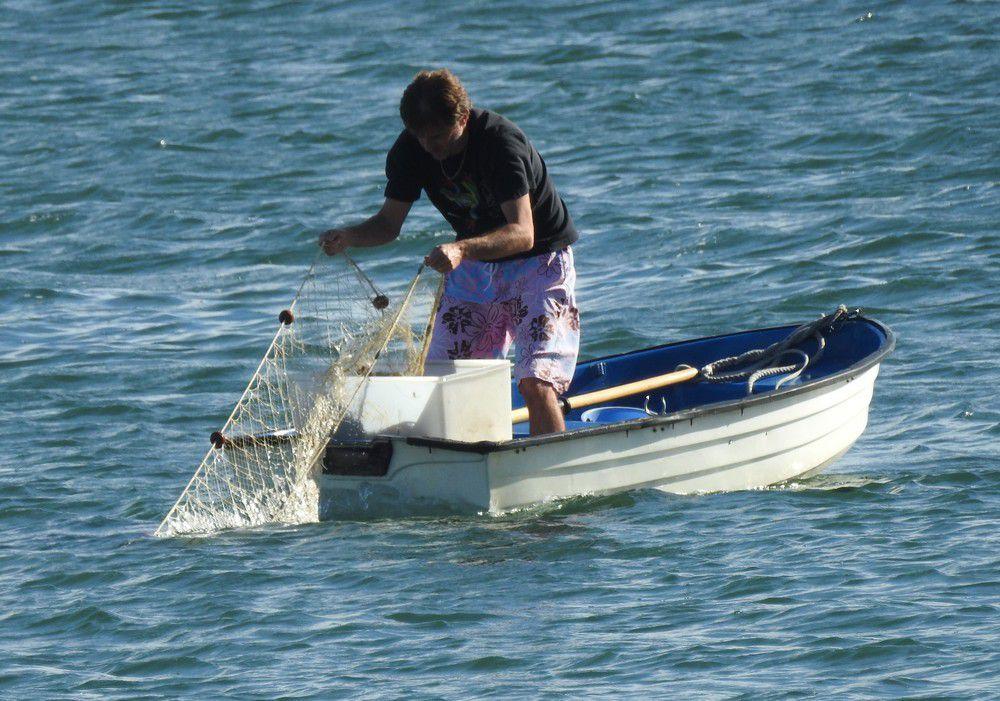 Deux pêcheurs et trois rougets...
