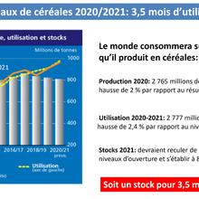 «La flambée des prix de l'engrais, un danger mondial», de MmeEmmanuelle Ducros dans l'Opinion