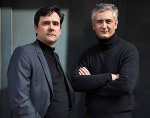 Giacometti & Ravenne au Salon de Rennes, le samedi