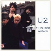 U2 -October Tour -13/11/1981 -Albany -USA -J.B. Scott's - U2 BLOG